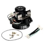 Furnace draft inducer exhaust vent venter motor for Carrier furnace inducer motor replacement